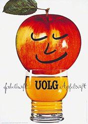 Krämer Otto - Volg Apfelsaft