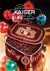 Eidenbenz Willi - Kaiser Festkaffee