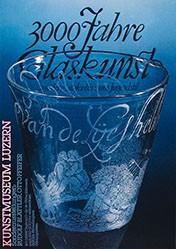 Steinemann Tino, Clemenz Philipp - 3000 Jahre Glaskunst