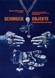 Gauch René - Schmuck Objekte