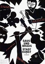 Schifferle Klaudia / Fischli Peter - Saus und Braus