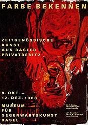 Birkhofer Ignaz M. - Farbe bekennen
