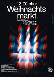 Schenker Ulrich - 12. Zürcher Weihnachtsmarkt