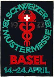 Stöcklin Robert - Mustermesse Basel