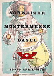 Hort Hans Peter - Schweizer Mustermesse Basel