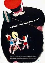 Bühler Fritz - SBB - Nehmt die Kinder mit