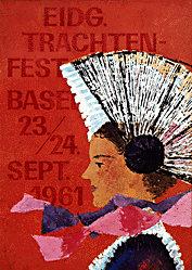 Bühler Fritz - Trachtenfest Basel