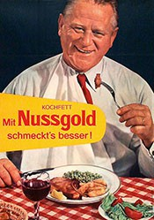 Lintas Werbeagentur - Kochfett Nussgold