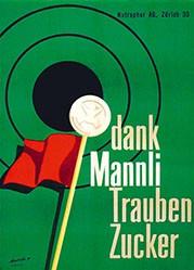 Monticelli Walter - Mannli Traubenzucker