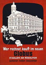 Tomamichel Hans - Globus