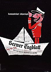 Bauer Heiner - Berner Tagblatt
