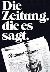 Wiener & Deville - National-Zeitung