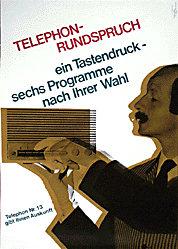Wirth Kurt - Telephon-Rundspruch