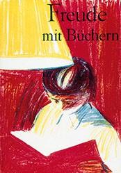 Mannhart Karl - Freude mit Bücher