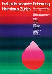 Diethelm Marion - Farbe als sinnliche Erfahrung