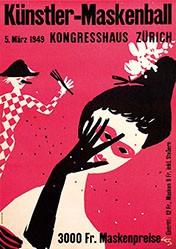 Butz Fritz - Künstler-Maskenball