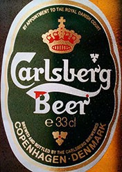 Anonym - Carlsberg Beer