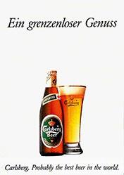 Brunschweiler, Tischhauser & Vogler - Carlsberg Beer