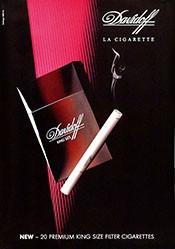 Anonym - Davidoff Cigaretten