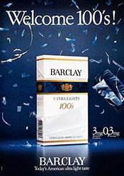 Anonym - Barclay 100
