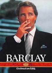 Anonym - Barclay Cigaretten