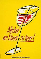 Siebold Robert - Alkohol am Steuer - zu teuer!