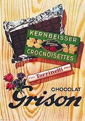 Anonym - Grison Chocolat