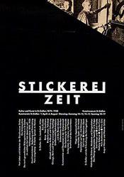 Hochuli Jost - Stickerei-Zeit