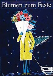 Butz Fritz - Blumen zum Feste