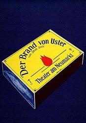Wälchli Hans Beat - Der Brand von Uster