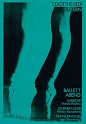 Bachmann Eugen - Ballettabend