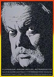 Brühwiler Paul - Orson Wells Retrospektive