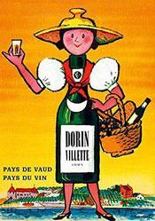 Monnerat Pierre - Dorin Villette