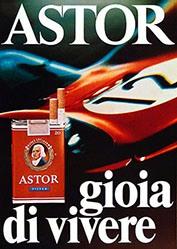 Looser Hans - Astor Cigaretten