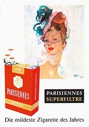 Grütter Roger Publicité - Parisiennes