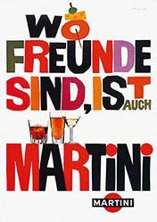 Trio Publicité - Martini