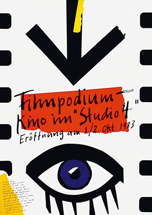 Brühwiler Paul - Filmpodium - Kino im Studio 4