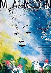 Geissbühler Karl Domenic - Manon