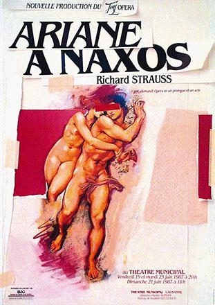 Stefanovic Dragan S. - Ariane a Naxos - Richard Strauss