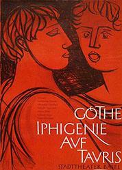 Hofmann Armin - Goethe - Iphigenie auf Tauris
