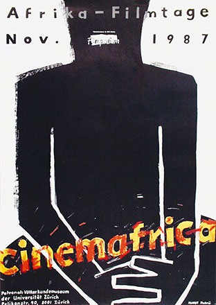 Brühwiler Paul - Cinemafrica