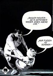 Grieder (GGK Werbeagentur) - Komödie Stadttheater