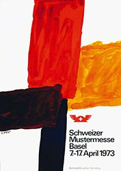 Schaad Hans P. - Mustermesse Basel