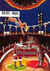 Gross H. - Circus Bajazzo