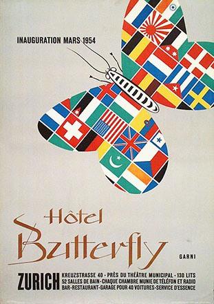 Trostel Max - Hotel Butterfly