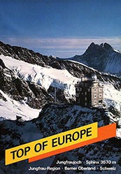 Anonym - Jungfraujoch