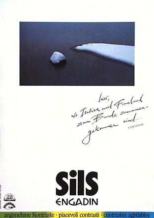 B&W Studio - Sils Engadin