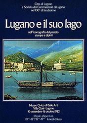 Michels Sergio - Lugano e il suo lago