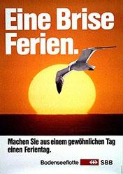 Hofer (Werbedienst SBB) - SBB Bodenseeflotte