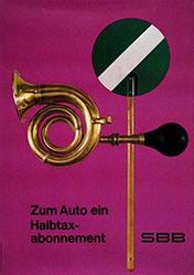 Pletscher Fredy - SBB - Zum Auto